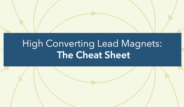 High Converting Lead Magnets